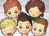 Любовный тест группы One Direction