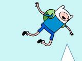 Время приключений: прыгающий Финки