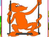 Игривые обезьяны