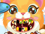 Китти у дантиста