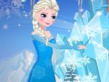 Эльза: замерзшее волшебство