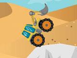 Гонки грузовиков в пустыне