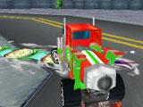 Реактивный грузовик