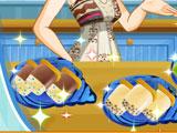 Кухня Сары: Фруктовое мороженое