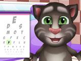 Глазной врач Тома
