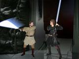 Звездные войны: Драка Джедаев на мечах