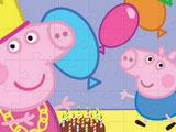 Пазлы свинья Пеппе