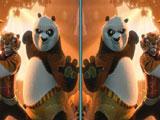 Кунг-фу Панда 2: поиск отличий
