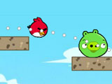 Злые птицы - героическое спасение