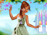 Принцесса Тиана одевалка