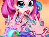 Спа ногтей Пинки Пай