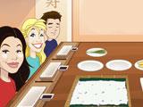 Ай Карли: Безумие суши