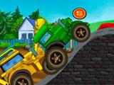 Боб строитель: Гонка на тракторе