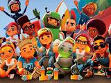 Subway Surfers: Все персонажи