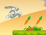 Багз Банни охотится за морковкой