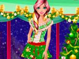 Рождественский салон красоты