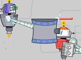 Волшебные родители: Битва роботов