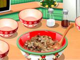 Мастер класс от Сары- Рождественский обед
