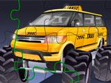 Монстр такси