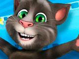 Говорящий кот Том пазл