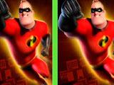 Суперсемейка: Найди отличия