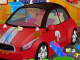 Мойка Super Car 2