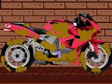 Мотоцикл Месси