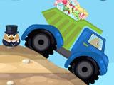 Поу: доставка на грузовике