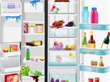 Уборка в грязном холодильнике