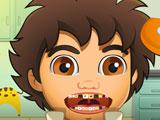 Диего у стоматолога
