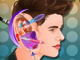 Джастин Бибер: Ушная инфекция