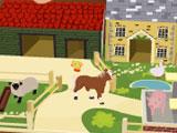 День Зои на ферме