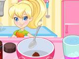 Шоколадное мороженое Полли Покет
