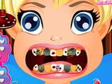 Полли Покет у дантиста