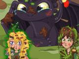 Как приручить дракона: авария в болоте