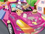 Помой мою розовую машину 3
