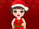 Рождество малышки Севен