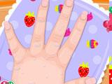 Ногти малышки Каваи