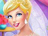 Свадебный макияж Золушки