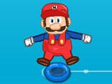 Марио на водоеме