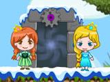 Бродилки для девочек: Магия холода и огня