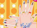 Салон красивы ногтей