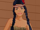 Студия макияжа Покахонтас