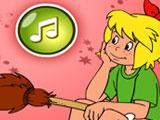 Биби - маленькая волшебница: Музыка на память