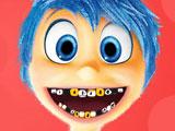 Головоломка: Лечить зубы Радости
