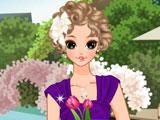 Свадьба цветочницы
