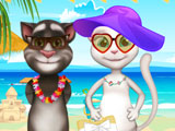Том и Анжела: летнее веселье