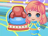 Малышка Алиса космонавт