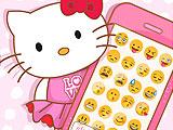 Розовый iPhone Хелло Китти
