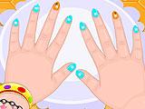 Крошка Барби: сумасшедшие ногти